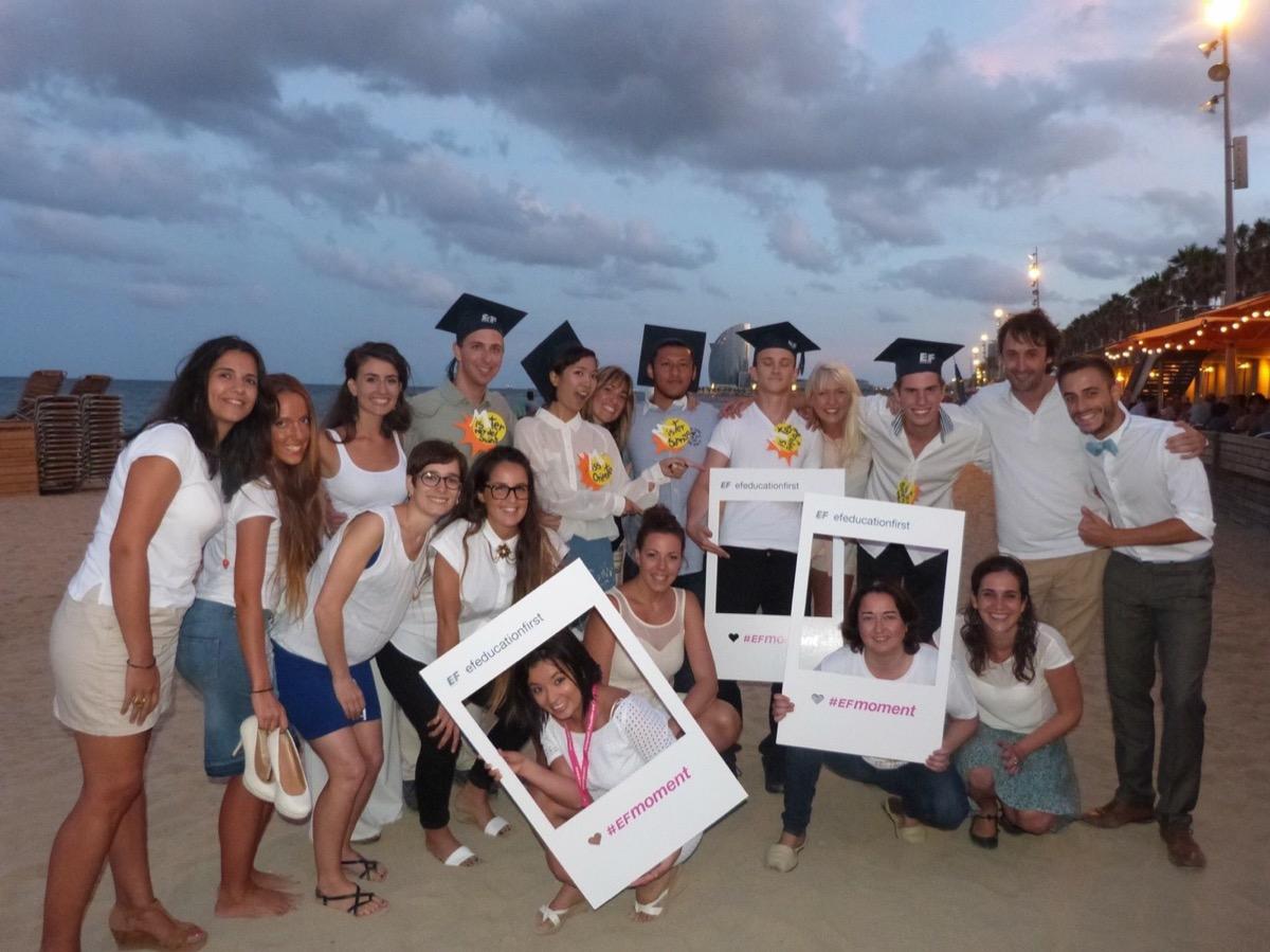 スペイン留学卒業