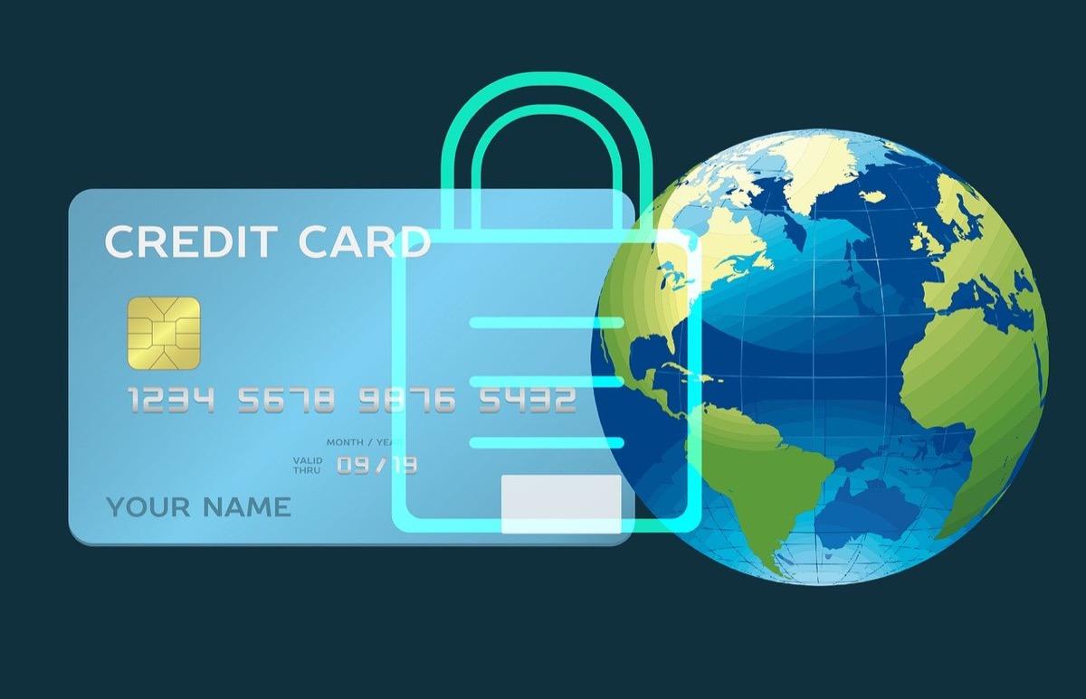 クレジットカードを保護