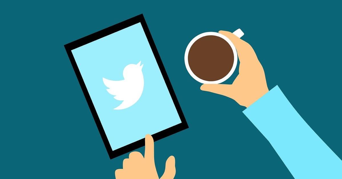 Twitter-コーヒー