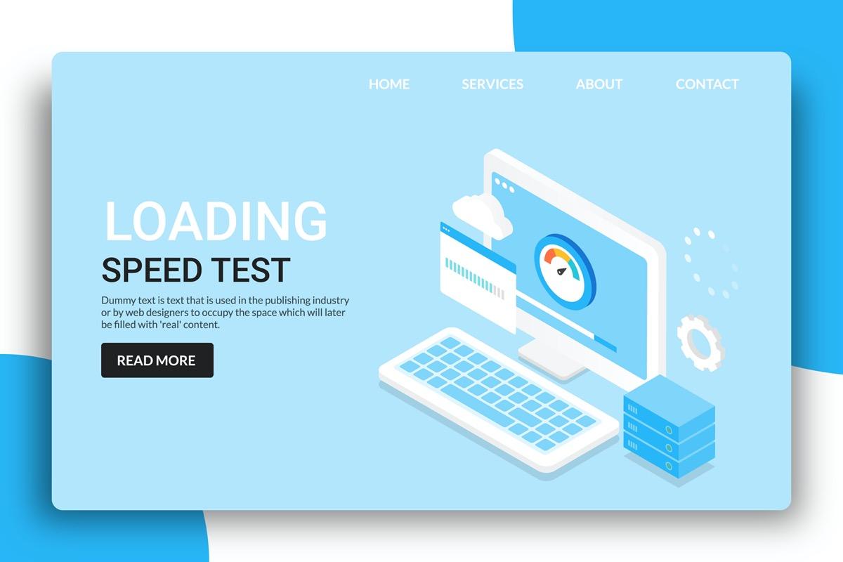 ページ速度-テスト