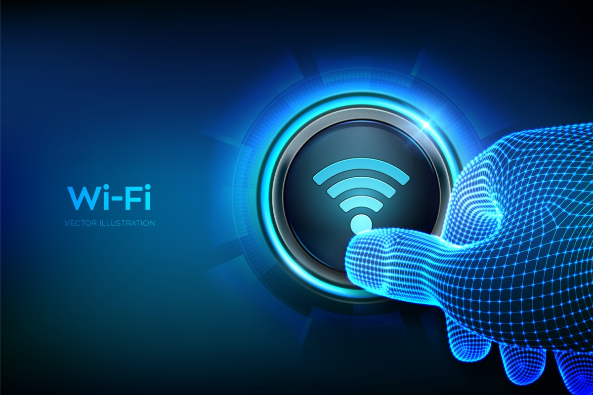 Wi-Fi-初期設定