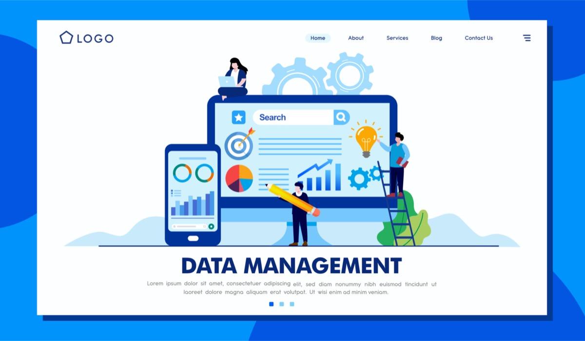 検索エンジン-データ管理