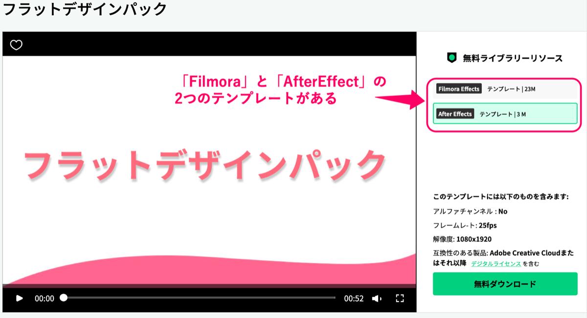 AfterEffect-Filmora