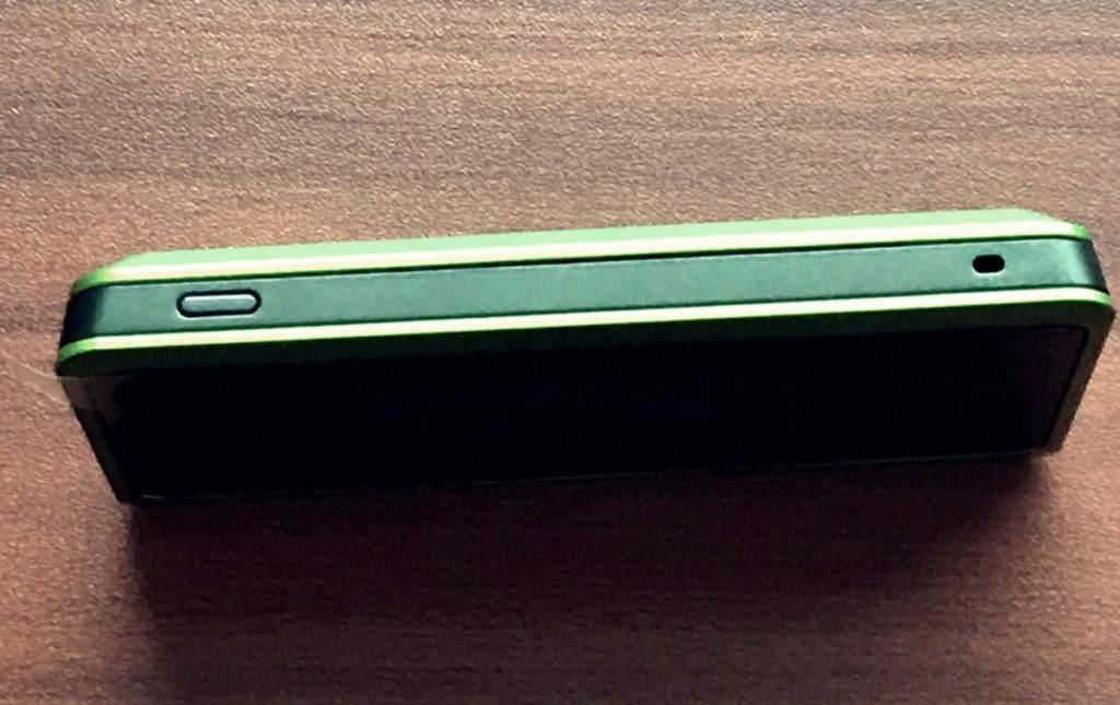 WiMAX-W06-画面上部