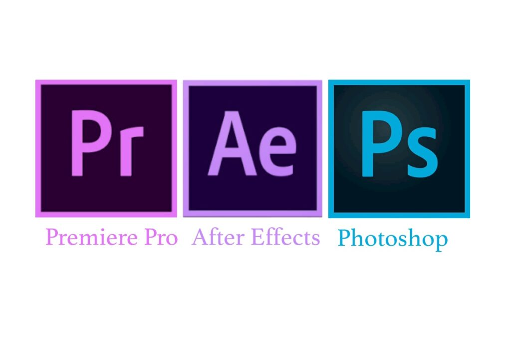 Adobe-ソフト