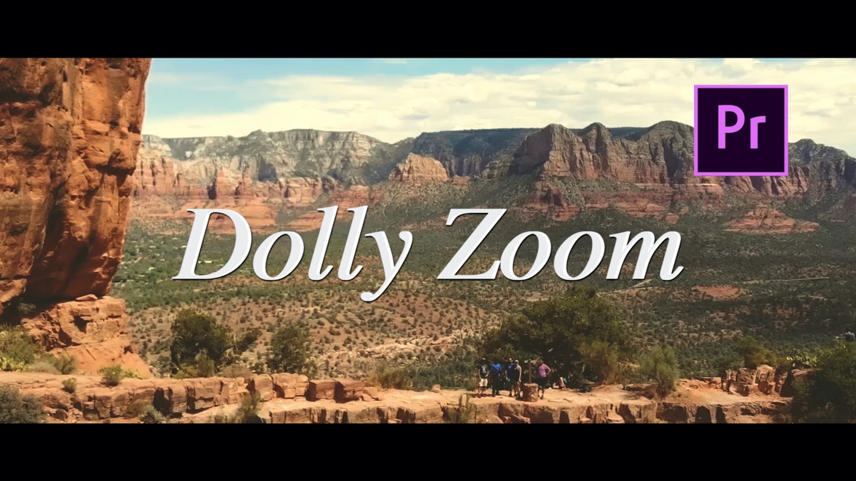 Dolly Zoom effect